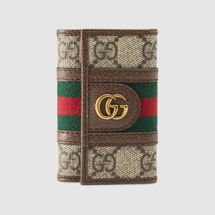 GUCCI Ophidia Ophidia Gg Key Case