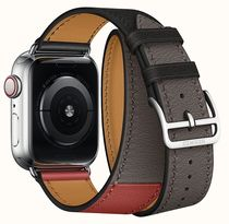 HERMES Collaboration Leather Watches