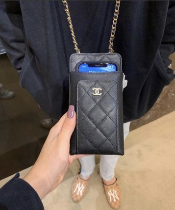 CHANEL Smart Phone Cases Smart Phone Cases 8