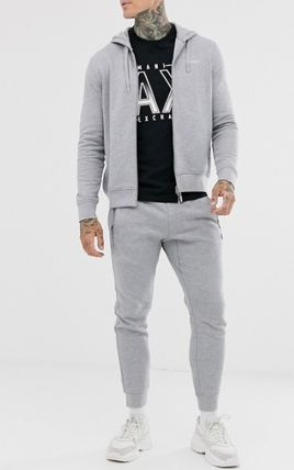 Sweat Cotton Logo Joggers & Sweatpants