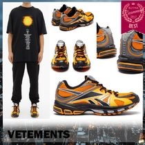 VETEMENTS Street Style Collaboration Sneakers
