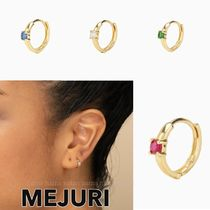 MEJURI Casual Style Handmade Party Style Office Style 14K Gold