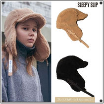 SLEEPY SLIP Unisex Street Style Hats & Hair Accessories