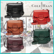 Cole Haan Casual Style Plain Leather Office Style Elegant Style