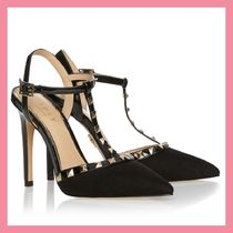 Lipsy Studded Plain Pin Heels Party Style