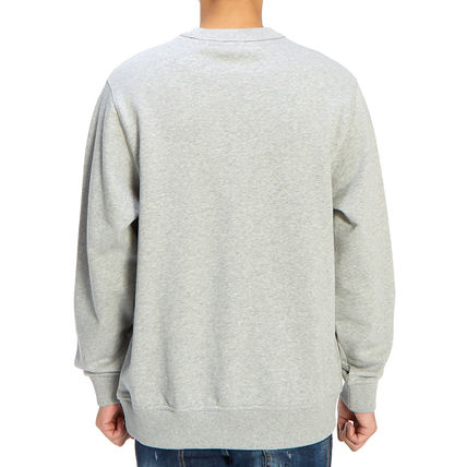 Burberry Long Sleeve Street Style Long Sleeves Plain Cotton Long Sleeve T-shirt 5