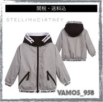 Stella McCartney Street Style Kids Boy Outerwear