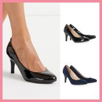 Lipsy Plain Pin Heels Party Style Pointed Toe Pumps & Mules