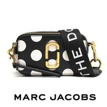 MARC JACOBS Snapshot Dots 2WAY Leather Shoulder Bags