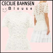 CECILIE BAHNSEN Casual Style Party Style Elegant Style Shirts & Blouses