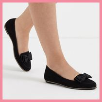 Lipsy Round Toe Plain Party Style Loafer & Moccasin Shoes