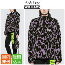 Ashley Williams Street Style Other Animal Patterns Outerwear