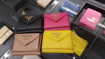 PRADA Leather Accessories