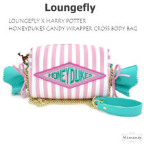 LOUNGE FLY Faux Fur Crossbody Shoulder Bags