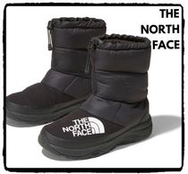 THE NORTH FACE Casual Style Unisex Plain Chelsea Boots PVC Clothing