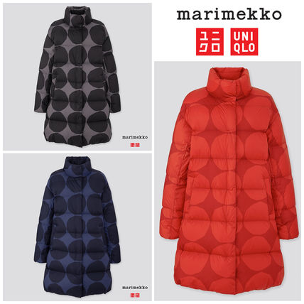 Dots Collaboration Down Jackets