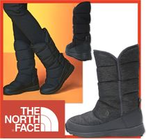 THE NORTH FACE Street Style Mid Heel Boots