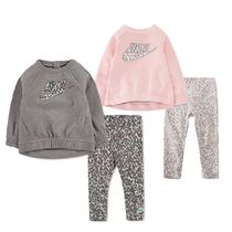 Nike Street Style Co-ord Baby Girl Outerwear