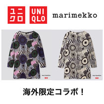 UNIQLO Flower Patterns Collaboration Tunics