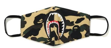 Camouflage Casual Style Unisex Street Style Accessories