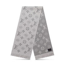 Louis Vuitton MONOGRAM Logomania Scarf