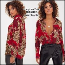 PrettyLittleThing Casual Style Long Sleeves Long Party Style Office Style