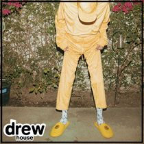 drew house Street Style Logo Shoes