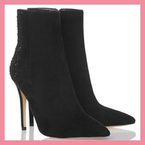 Lipsy Plain Pin Heels Party Style Ankle & Booties Boots