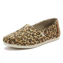 TOMS Casual Style Plain Office Style Logo Slip-On Shoes