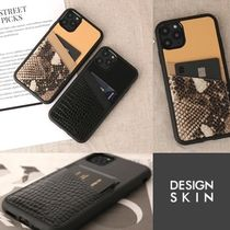 DESIGN SKIN Leather Smart Phone Cases
