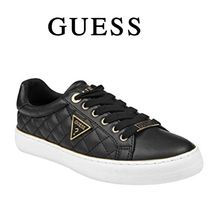 Guess Casual Style Plain Low-Top Sneakers