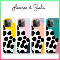Harper & Blake Dots Unisex Other Animal Patterns Smart Phone Cases