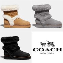 Coach Casual Style Ankle & Booties Boots