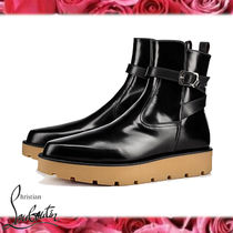 Christian Louboutin Plain Engineer Boots