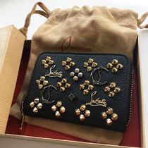 Christian Louboutin Panettone  Coin Cases