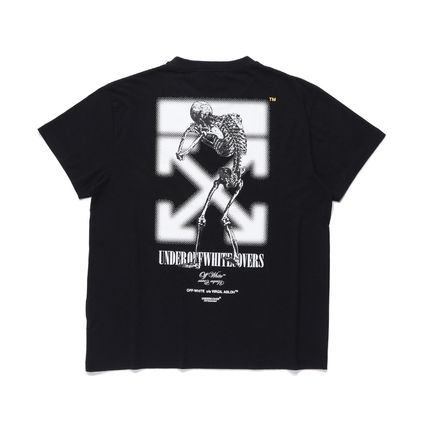 UNDERCOVER More T-Shirts Unisex Street Style Cotton T-Shirts 3