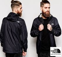 THE NORTH FACE Short Unisex Nylon Windbreaker Jackets