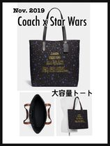 Coach Casual Style Collaboration A4 Totes