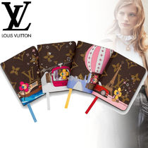 Louis Vuitton MONOGRAM Unisex Special Edition Notebooks