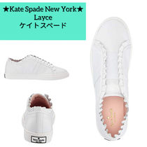 kate spade new york Casual Style Street Style Plain Slip-On Shoes