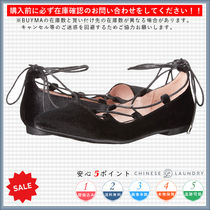 CHINESE LAUNDRY Casual Style Plain Pointed Toe Shoes