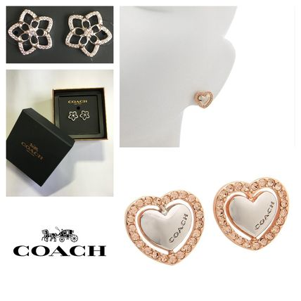 Casual Style Flower Party Style Silver 10K Gold 18K Gold