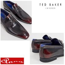 TED BAKER Loafers Plain Leather Loafers & Slip-ons