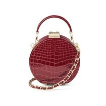 Aspinal of London Casual Style Leather Elegant Style Bold Crossbody