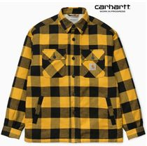 Carhartt Other Plaid Patterns Jackets