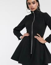 ASOS Casual Style Plain Medium Party Style Coats