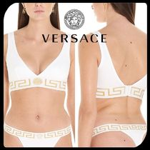 VERSACE Plain Cotton Slips & Camisoles