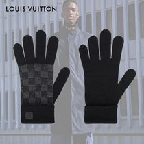 Louis Vuitton DAMIER Gloves Gloves