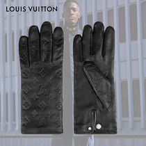 Louis Vuitton MONOGRAM Gloves Gloves