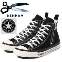 CONVERSE ALL STAR Unisex Street Style Collaboration Sneakers